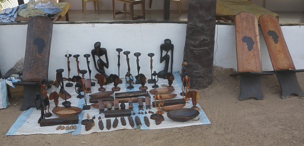 Crafts of Gambia